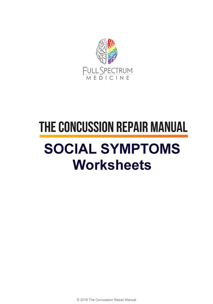 social symptoms